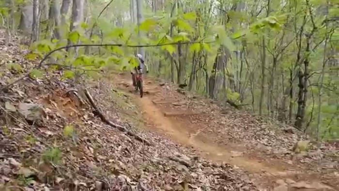 best mountain bike trails in Pisgah