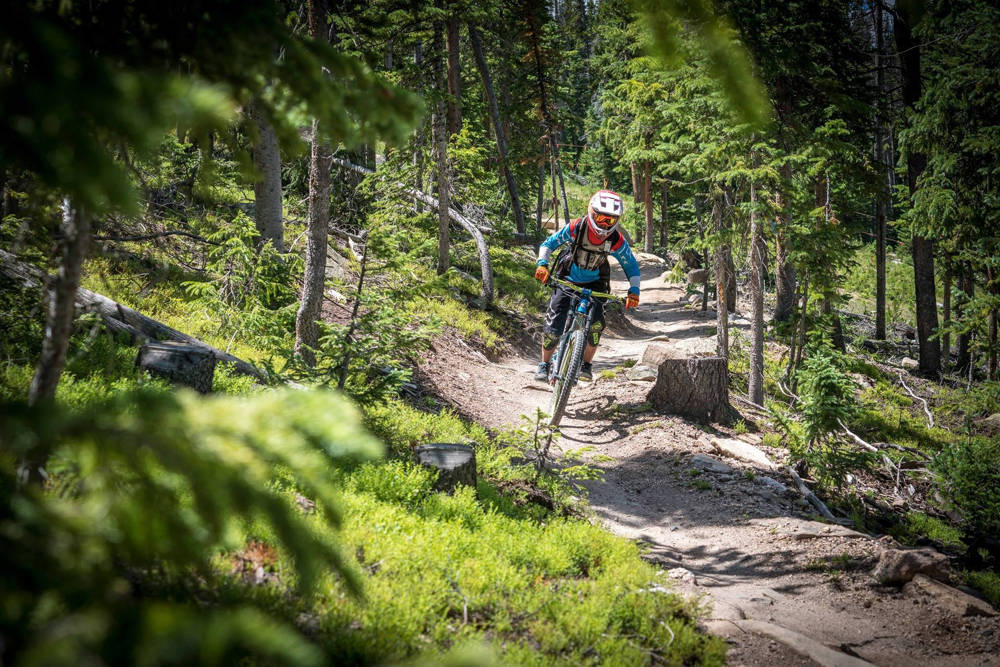 best mountain bike parks in usa