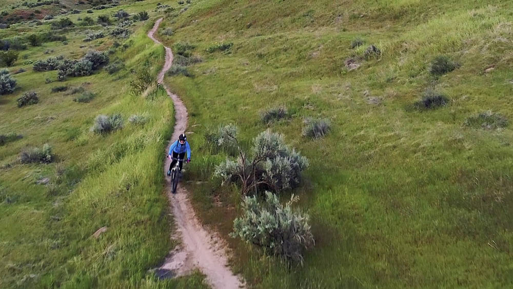 best mountain bike trails in Boise Idaho
