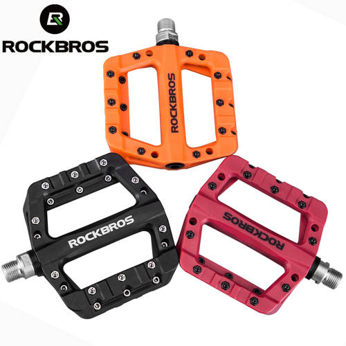 ROCKBROS Flat Mountain Bike Pedals