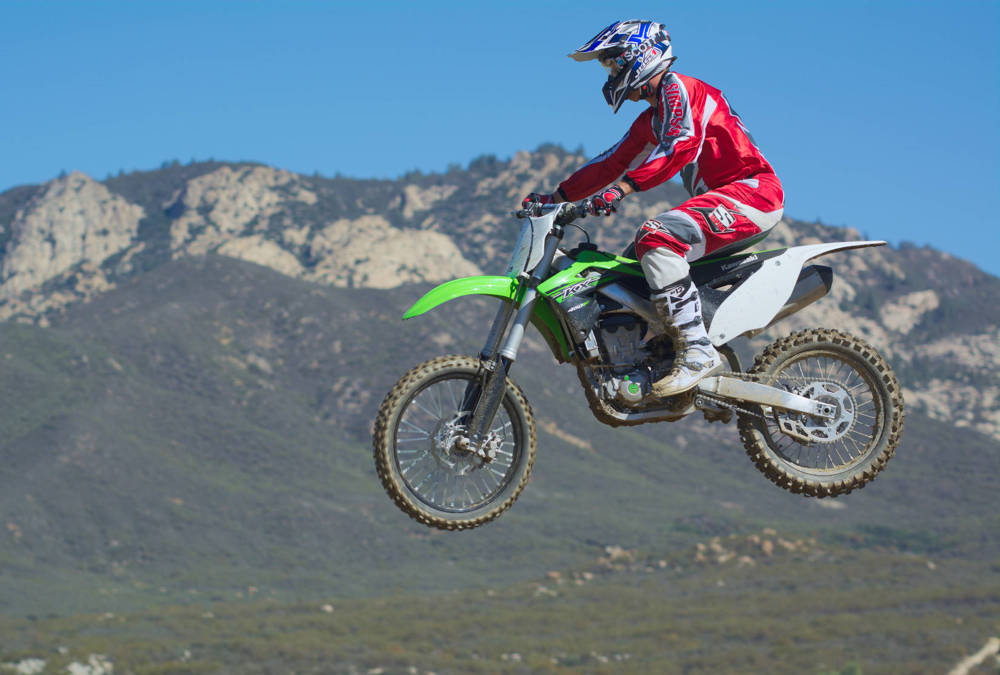 dirt bikes for tall rider